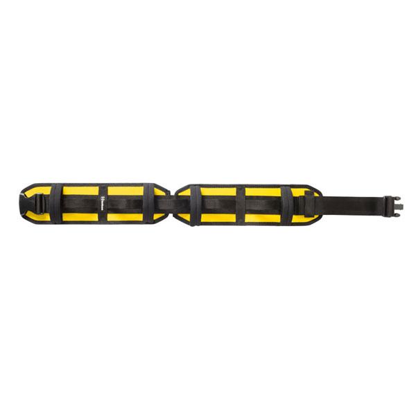 ダイヤ工業 キャリーベルト 000-7111 ブラック フリー (ベルト 歩行補助) 介護用品【532P16Jul16】