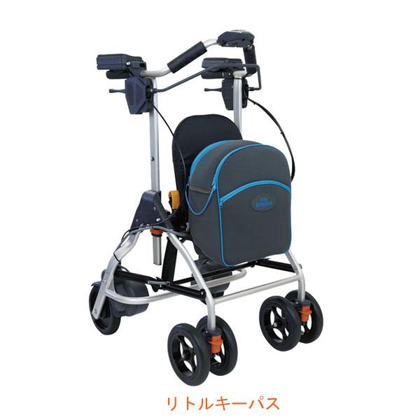 (代引き不可) リトルキーパス WAW10 幸和製作所 (歩行車 歩行補助 シルバーカー 手押し車 アシスト 介護 シルバー カー) 介護用品