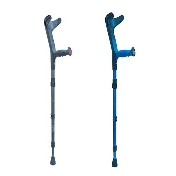 OPO折りたたみクラッチ 21-1 プロト・ワン (松葉杖 つえ 歩行補助 折りたたみ) 介護用品