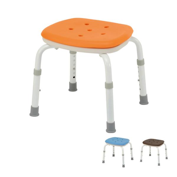 パナソニック シャワーチェア [ユクリア] コンパクトスツールN PN-L41021 (介護用 風呂椅子 お 風呂 椅子 カビ にくい 浴室 椅子 コンパクト 椅子) 介護用品