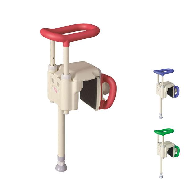 ユニットバス対応浴槽手すり UST-130UB アロン化成 (入浴用手すり お風呂用手すり) 介護用品