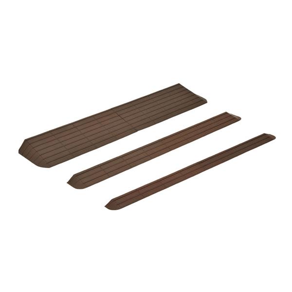 インタースロープ 111cm幅 高さ5.0cm MSRP50111 幅111×奥行19×高さ5cm モルテン (転倒防止 エラストマー 段差解消) 介護用品