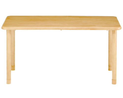 【受注生産品】(代引き不可)介護施設向けテーブル 長方形 TS1-K15090 貞苅椅子製作所 介護用品