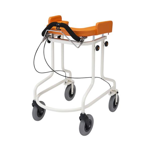 (代引き不可)アルコー13型C 100566 星光医療器製作所 (歩行車 歩行補助 キャスター ブレーキ) 介護用品