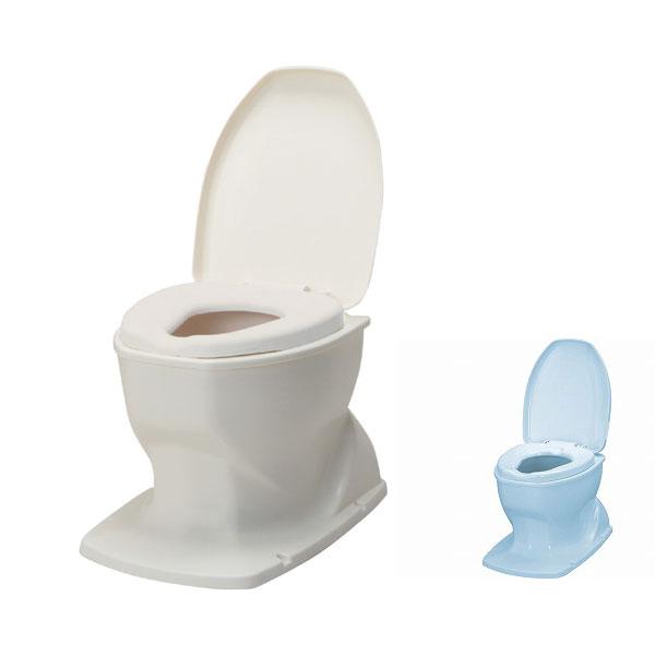 アロン化成 安寿 サニタリエースOD据置式 標準タイプ 533-403 533-404( 和式トイレを洋式に 簡易トイレ 介護 トイレ 便座) 介護用品