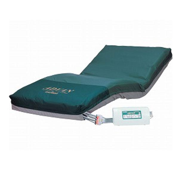 (代引き不可) モルテン アドバン ベンチレーションタイプ MADV83SA 83cm幅ショート (エアマットレス 体圧分散 褥瘡予防 マット 床ずれ予防 除湿機) 介護用品