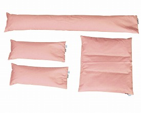 (キャッシュレス還元 5%対象)(代引き不可) ポジクッションおすすめセット  60×2個・150×1個・おざぶ×1個 丸井商事 (介護 クッション 姿勢 クッション) 介護用品