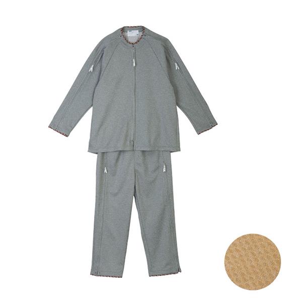 リハビリネマキ 5640 S M L LL エンゼル (介護 パジャマ 前 開き 服) 介護用品