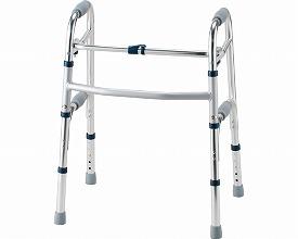 イーストアイ セーフティーアームウォーカーSAWR 固定型 (固定型歩行器 歩行補助 折りたたみ式) 介護用品
