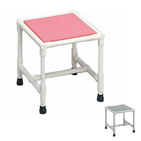 (代引き不可) トマト シャワーいす 背もたれなし TY-801 (介護用 風呂椅子 浴室 椅子 背もたれなし 椅子) 介護用品