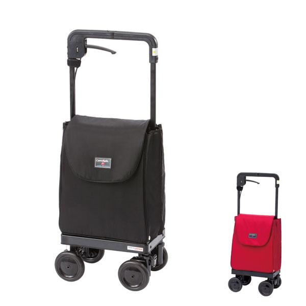 キャリーライトSN CLSN-BK 象印ベビー (ショッピングカート 介護 シルバー カー) 介護用品
