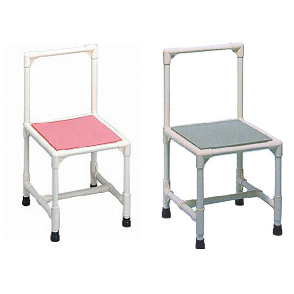 (代引き不可) トマト シャワーいす 背もたれ型 TY-802 (介護用 風呂椅子 浴室 椅子 椅子)介護用品