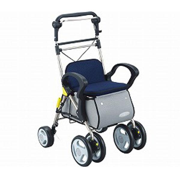 (代引き不可) スタンダードシルバーカーL ST003-L 幸和製作所 (シルバーカー 手押し車 スタンダード 大容量 介護 シルバー カー) 介護用品