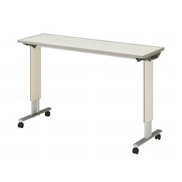 (代引き不可)パラマウント オーバーベッドテーブル 91cm用 KF-832LA(ガススプリング式 テーブル移動ロック機構なし) (日・祝日配達不可 時間指定不可) 介護用品【532P16Jul16】