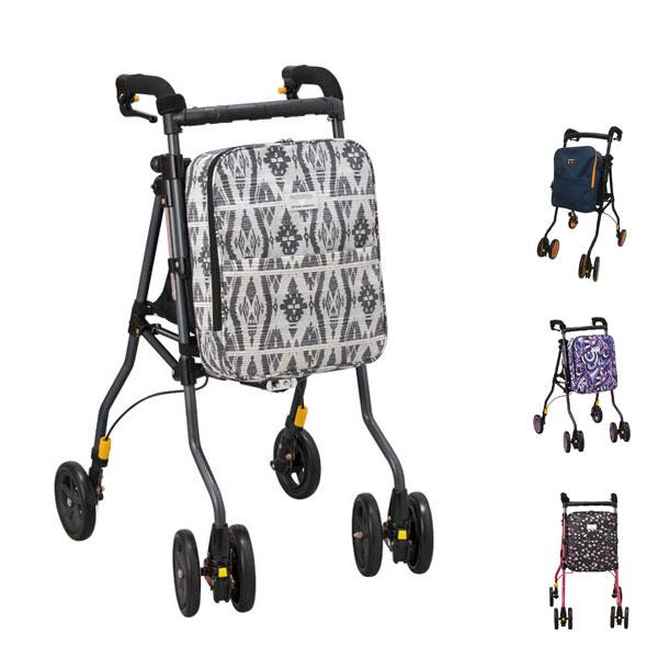 ヘルシーワンW HL1W ウィズワン (シルバーカー 歩行車 コンパクト 折りたたみ 介護) 介護用品