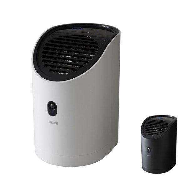 (4/5日限定 当店全品ポイント2倍!!)低濃度オゾン除菌消臭器 オゾネオプラス MXAP-APL250BK 日立マクセル 介護用品