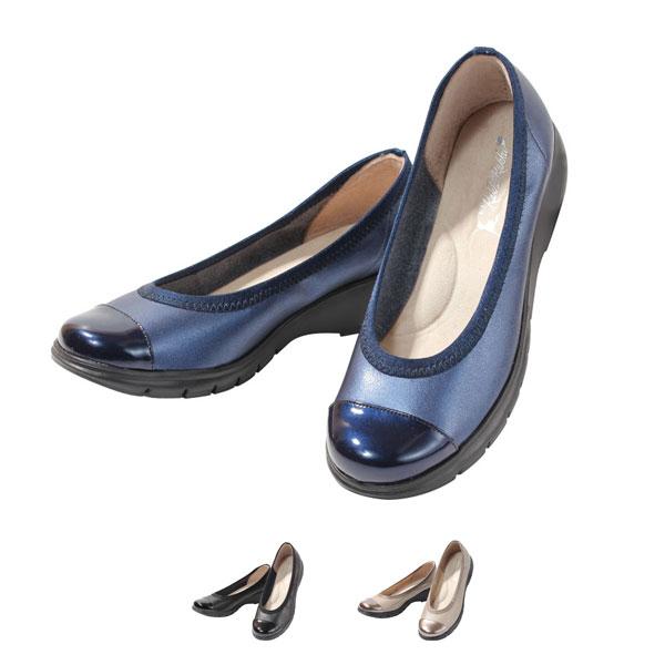 (当店限定3,000円OFFクーポン配布中!!)ラックラックパンプス GS-0208 婦人用 G-STARS (介護シューズ 屋外用 婦人靴 女性用) 介護用品