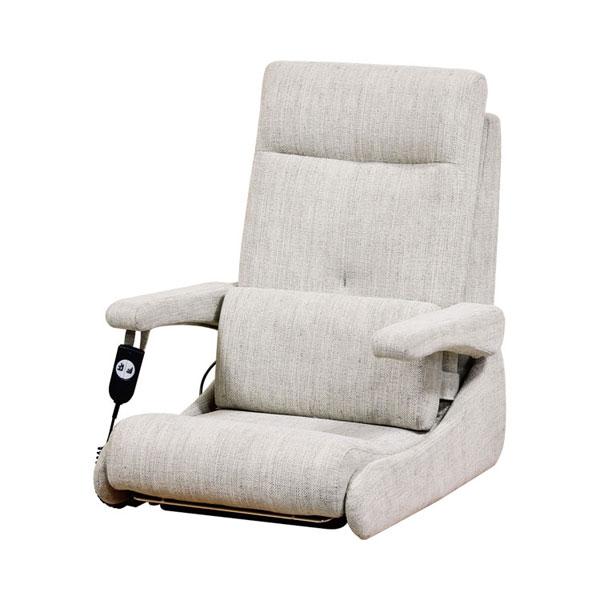 (10月15日まで全品ポイント2倍!!)(代引き不可) 電動起立補助座椅子のぞみII PER(J1)ベージュ 馬場家具 (電動 介護 椅子 立ち上がり 楽 椅子 立ち上がり補助) 介護用品