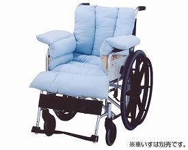 (代引き不可)ソフタッチユーホー アームチェアパッド ST-55 日本ヘルスケア (車イス クッション) 介護用品【05P23Aug15】