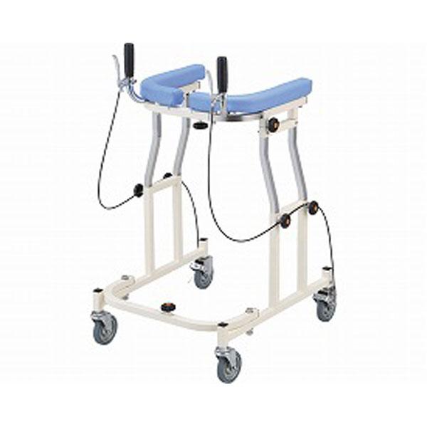 (代引き不可) アルコー12型 ブレーキ付 100453 星光医療器製作所 (歩行車 歩行補助 キャスター コンパクト 折りたたみ) 介護用品