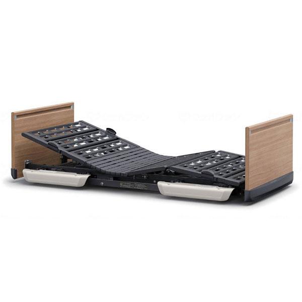(代引き不可) 介護用ベッド 楽匠FeeZ(フィーズ)3モーター KQ-7833 91cm幅 レギュラー 木製ボード パラマウントベッド (日・祝日配達不可 時間指定不可) 介護用品