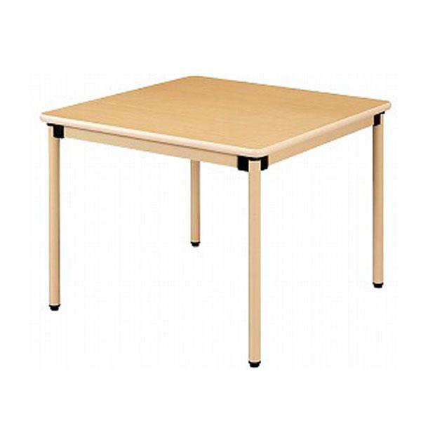 (代引き不可) 施設向けテーブル UFT-ST9090 幅90×奥行90cm 介援隊 介護用品