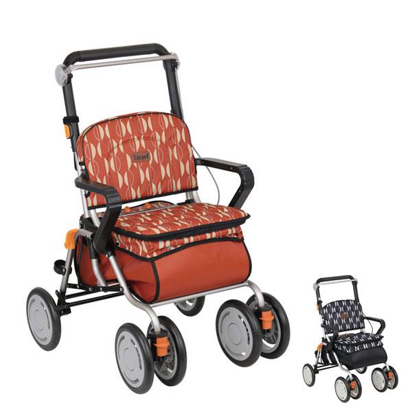 レコルティII SLT10 幸和製作所 (シルバーカー 手押し車 スタンダード 大容量 介護 シルバー カー) 介護用品