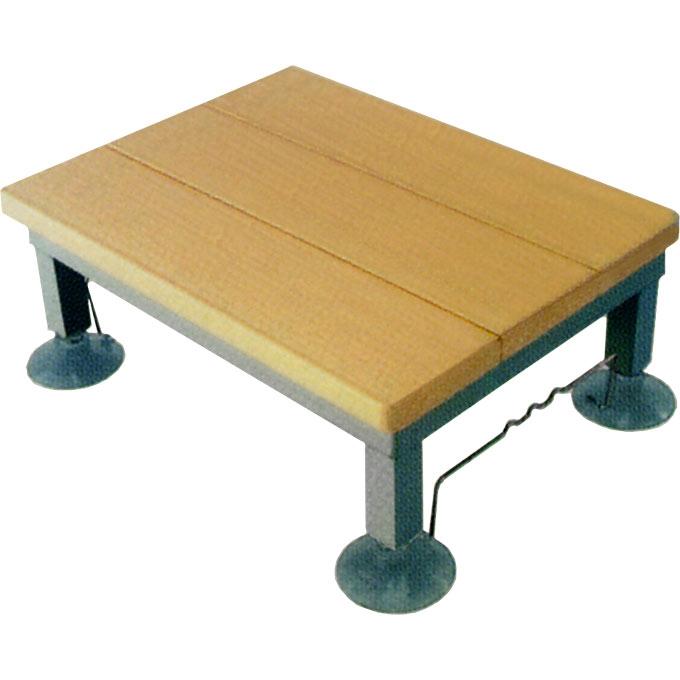 (代引き不可)シクロケア プラ浴槽台吸盤付き 高さ20~25cm 3071(入浴用イス 浴槽用イス 介護 用 踏み台 ステンレス製)介護用品