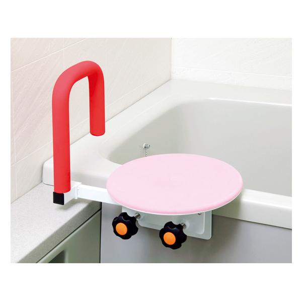 (代引き不可) レイクス21 バスベンリーデラックスII(左右兼用)BB-007(座面回転 入浴台 入浴介助用品)介護用品