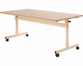(代引き不可)コイズミファニテック ダイニングGD テーブルTT 天板幅180cm(278373)介護用品