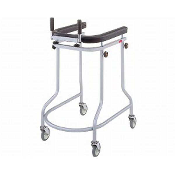 (代引き不可)アルコー7型A 大 (100020) 中 (100021) 星光医療器製作所 (歩行車 歩行器 歩行補助 グリップ) 介護用品