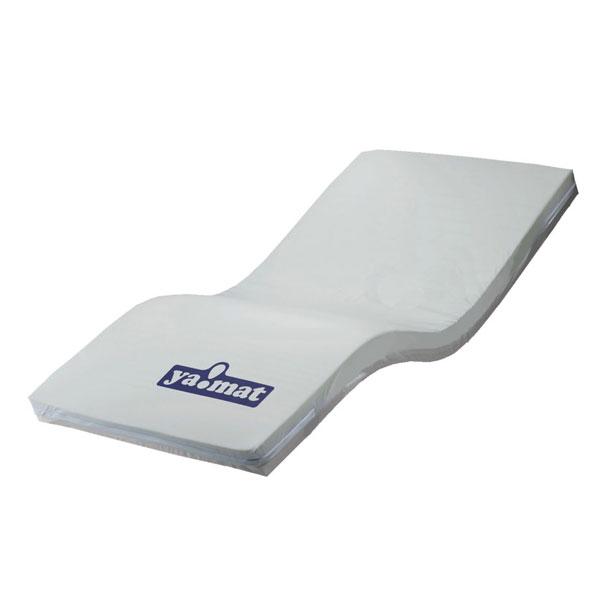 (代引き不可) クレードリーマットレス 防水カバー YOM3171-W 幅91cm×長さ191cm やまと産業 (介護 マットレス) 介護用品