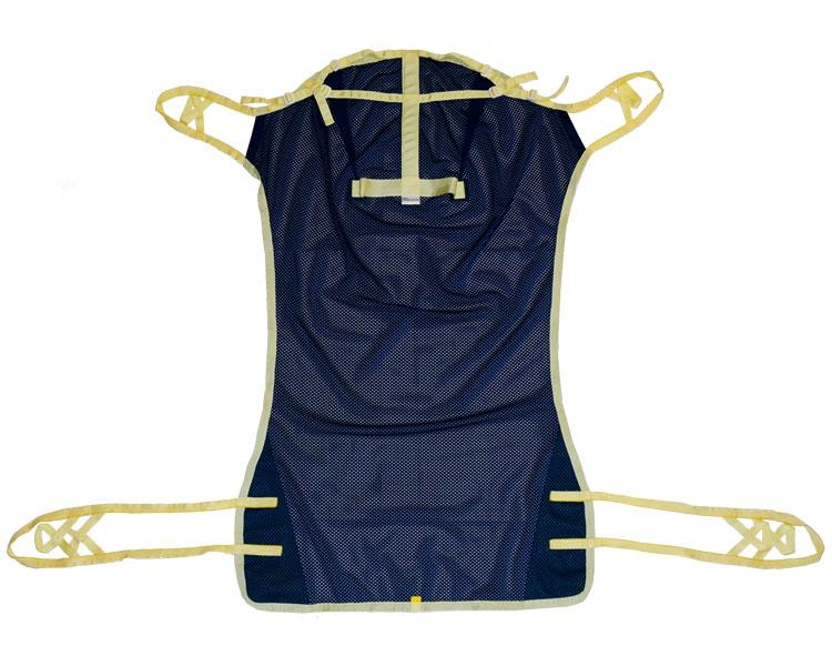 (キャッシュレス還元 5%対象)【受注生産品】(代引き不可)ウェル・ネット シート型スリングシート ハイバック WN-5202 ウェル・ネット研究所 介護用品
