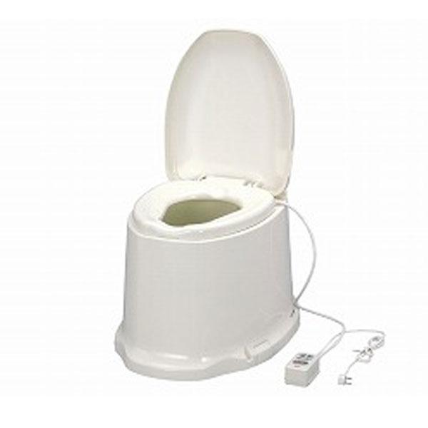 (1/1から1/5までポイント2倍!!)アロン化成 安寿 サニタリエース SD据置式 暖房便座 ノーマルタイプ 533-463 (和式トイレを洋式に 簡易トイレ 介護 トイレ 便座 暖房便座) 介護用品