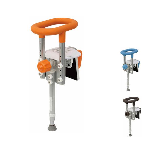 入浴グリップ[ユクリア]UBコンパクト130脚付 PN-L12311 パナソニック エイジフリーライフテック (入浴 浴槽移動 移乗手すり 風呂 手すり) 介護用品
