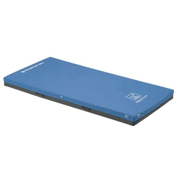 (代引き不可) アクアフロートマットレス 清拭タイプ 91cm幅 KE-831Q パラマウントベッド (ウレタンマット 介護ベッド 褥瘡予防 マット 体圧分散 床ずれ予防 防水) 介護用品