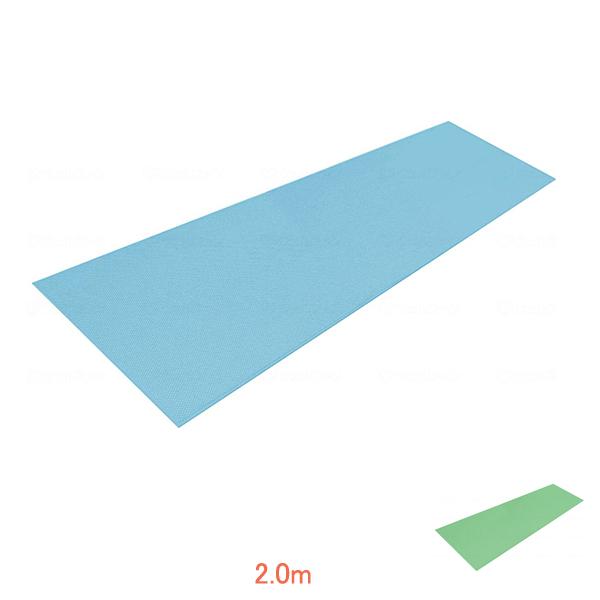(1/1から1/5までポイント2倍!!)滑り止めマット ダイヤロングマット 0.5×2.0m SL2.0 シンエイテクノ(入浴用品 施設用 プール すべり止めマット)介護用品