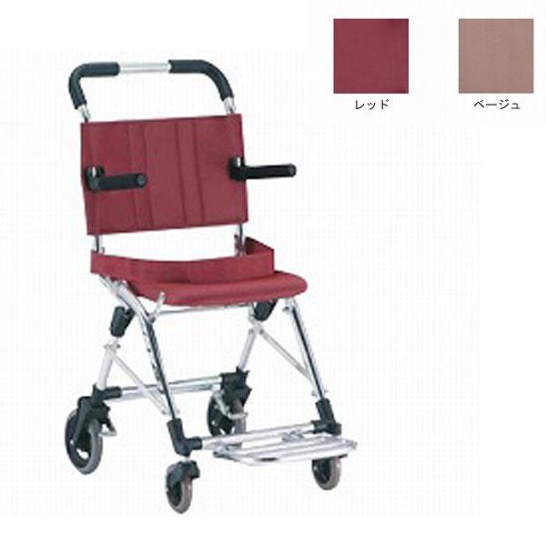 (代引き不可)松永製作所 介助用 コンパクト車いす MV-2(介助式車椅子 超コンパクト 超軽量 折りたたみ) 介護用品