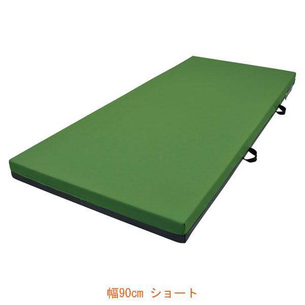 (代引き不可)メリー&ハリー 900 SHORT(900ショート) CR-682 (幅90×長さ180×厚さ9cm) ケープ (ウレタンマット リバーシブル 通気性 体圧分散 床ずれ予防 丸洗いok 介護) 介護用品
