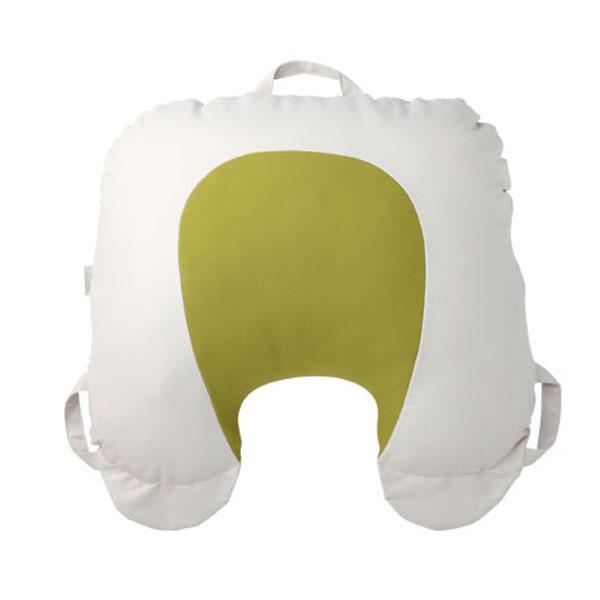 (代引き不可) ハバック 上向き寝枕 MH-002 丸井商事 (枕 介護 クッション 姿勢 クッション) 介護用品