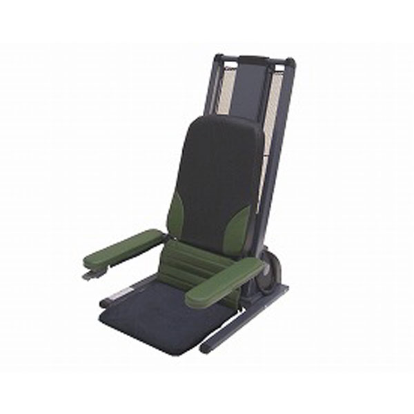 (キャッシュレス還元 5%対象)(代引き不可) 独立宣言 ローザ コンパクトシート DSRS-C コムラ製作所 (電動 介護 椅子 立ち上がり 楽 椅子 立ち上がり補助) 介護用品