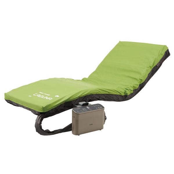 (代引き不可)スモールチェンジ ラグーナ 840 CR-700 (幅84×長さ192×高さ13.5cm) ケープ (エアマットレス 体位変換 褥瘡予防 マット 床ずれ予防) 介護用品