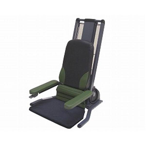 (キャッシュレス還元 5%対象)(代引き不可) 独立宣言 ローザ ワイドシート DSRS-W コムラ製作所 (電動 介護 椅子 立ち上がり 楽 椅子 立ち上がり補助) 介護用品 「時間帯指定は午前・午後のみ」