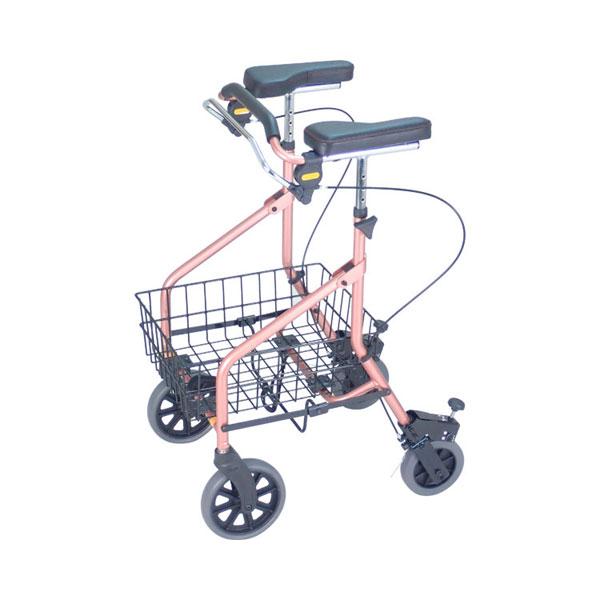 イーストアイ セーフティーアーム ロレータキャリーUタイプ RSCU2 (介護 歩行補助器歩行器 歩行車 折たたみ) 介護用品