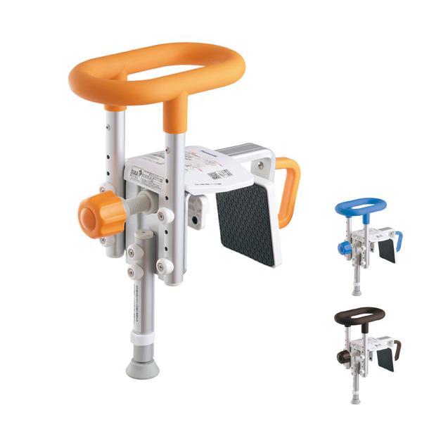 入浴グリップ ユクリア ユニットバス専用コンパクト 200脚付S PN-L12314 パナソニック エイジフリー (入浴 浴槽移動 移乗手すり 風呂 手すり) 介護用品