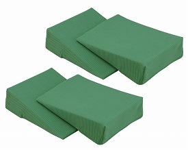ナーセントミニ 4個セット 標準カバータイプ アイソネックス (体位変換 床ずれ防止 体圧分散 体位保持) 介護用品