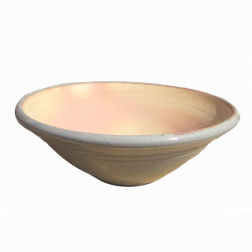 優れた品質 陶芸手洗い鉢 粉引 粉引 (中)洗面台/洗面ボール美濃焼伝統工芸士が創作, セルフメディコム株式会社:7575dc43 --- canoncity.azurewebsites.net
