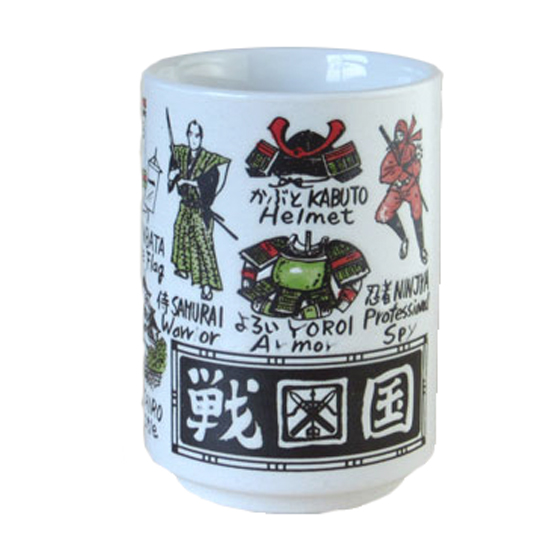 [Sengoku era series: Sengoku Cup (with English translation) (1 box)