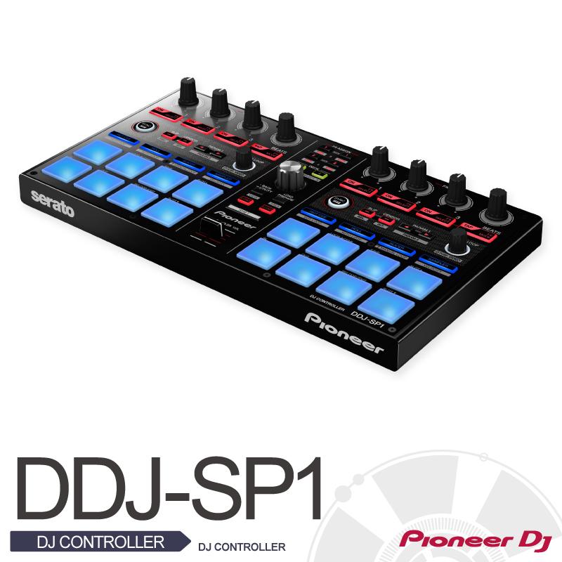 新しいコレクション Pioneer Pioneer Pioneer DDJ-SP1 DDJ-SP1【DJ【DJ CONTROLLER Pioneer】【パイオニア】【送料無料】, 佐賀市:df5487f9 --- portalitab2.dominiotemporario.com