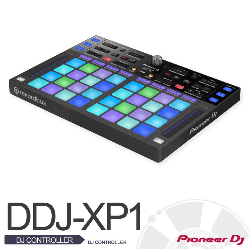 Pioneer Pioneer DDJ-XP1【DJ CONTROLLER】【パイオニア】【送料無料】